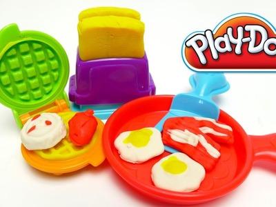 Play-Doh Breakfast DIY Toy Set