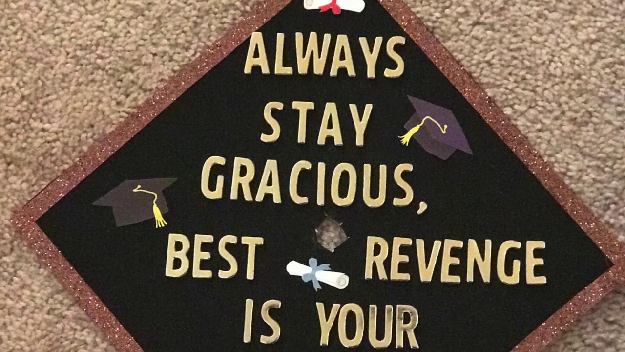 Quick And Easy Graduation Cap DIY My Crafts DIY Projects