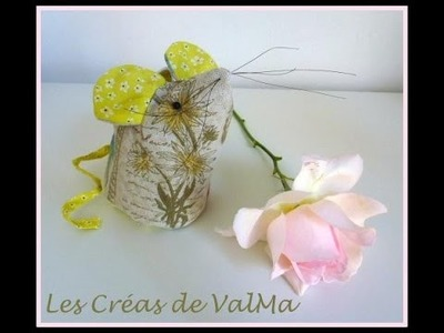 Tuto Couture Souris Petite Trousse. Sewing