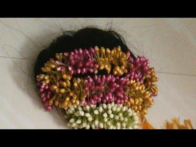 DIY Fabric Paint for flowers - magalir mattum