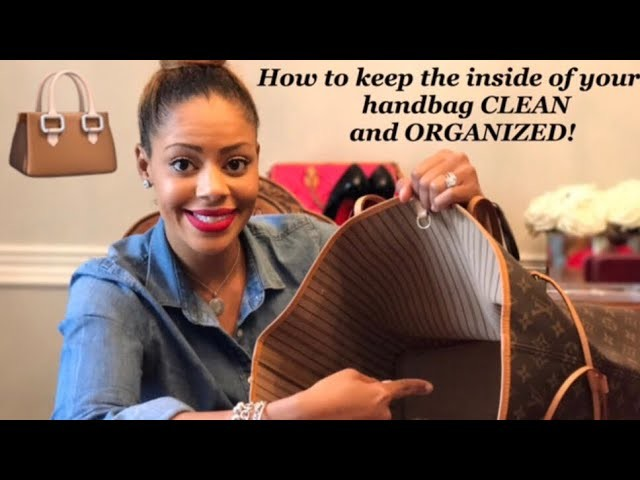 DIY: How To Keep Clean and Organize Your Louis Vuitton!!!!