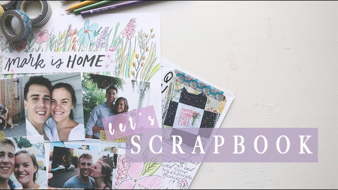 Let's scrapbook