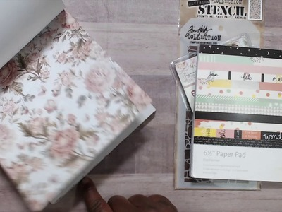 SCRAPBOOKING WITH M.E {HAUL} | GDT