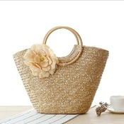 Woven Handmade Tote Bag