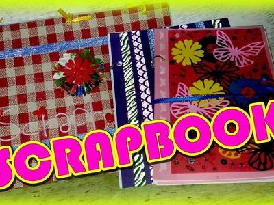 DIY Scrapbook Cover Ideas