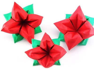 How easy origami paper flower easy origami paper flower easy easy origami paper flower mightylinksfo