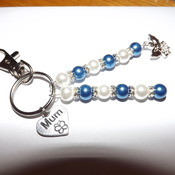 Key ring or Bag Charm