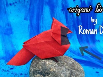 Origami Bird Norténo (Roman Diaz)