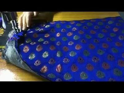 Tailoring class in hindi - hand bag