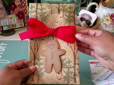 2017 Christmas tag batch #3 and happy mail