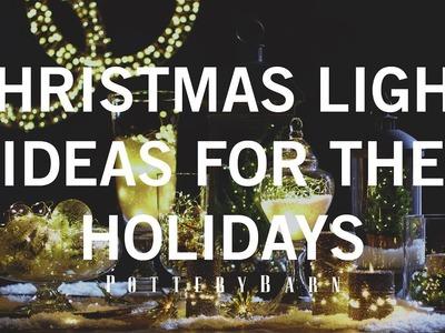 Christmas Light Ideas for the Holidays