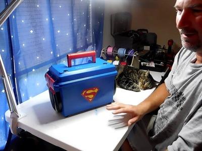 DIY Ammo Box Boom Box How to build Part 2