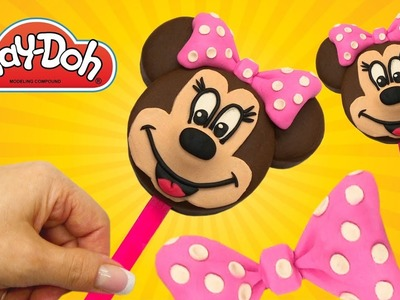 ✅ DIY How to Make Play Doh Minni Mouse. Learn Colours for Kids. Toy Ice Cream. Diy for Kids