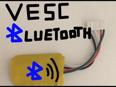 DIY.How to make Vesc Bluetooth Module
