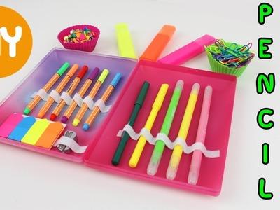 DIY SCHOOL SUPPLIES | Pencil Case | Easy Supplies Part 4