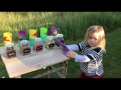 The Flexible Chef: DIY Trail Mix Bar For Kid Parties