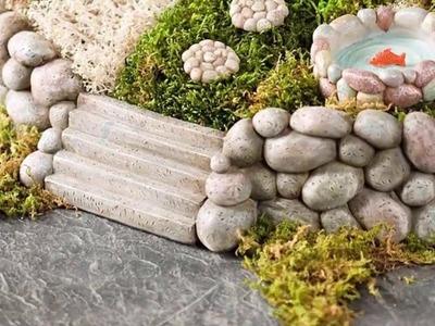 10 Enchanting miniature fairy garden ideas
