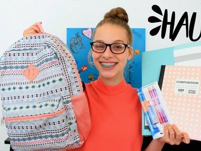 Back To School Supplies Haul! 2017! || Chloe's Crazy Life