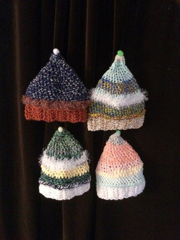 Beautiful Handmade Lined Christmas Stockings