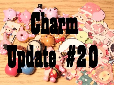 Charm Update #20: San-X Inspired and Stickers (12.13.12)