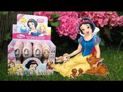 Disney Princess Kinder Surprise Chocolate Egg #2