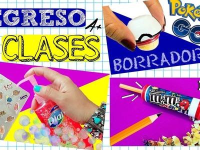 DIY PARA EL REGRESO A CLASES | FACILES | Recopilacion | Hola Soy cat