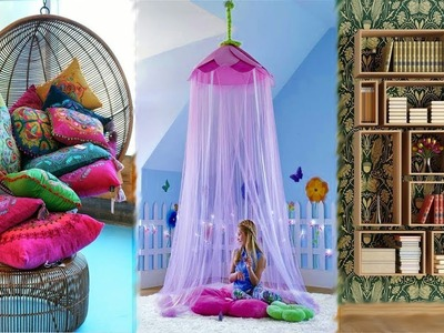 DIY ROOM DECOR! 14 Easy Crafts Ideas at Home for Teenagers | Room Decor Ideas 2017