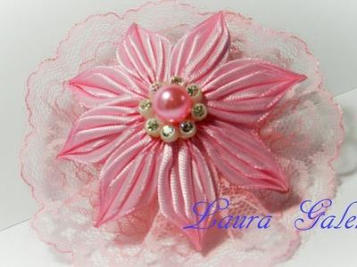 Flor Dulce - Sweet flower -Doce flor  Цветок ручной работы