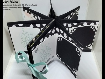 Gorgeous Star Mini Album (SO easy To Make!!)