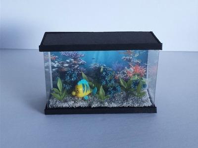 How to make a Doll Aquarium