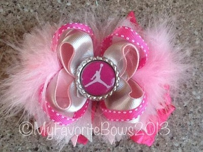 How to make spikes for hair bows