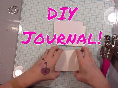 Make a Screw It & Do It Journal! Great For Travel!