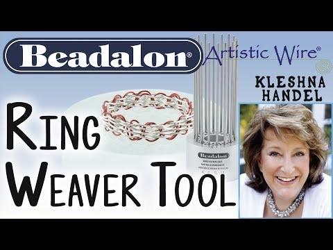 Beadalon Ring Weaver Tool
