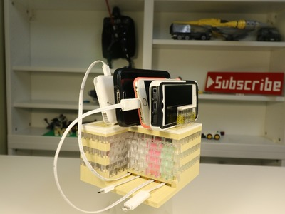 Smart phone chargers you could build yourself
