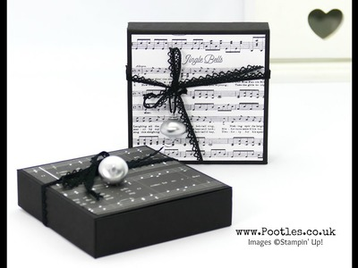 Stampin' Up! Sneak Peek Merry Music Box and Ornament