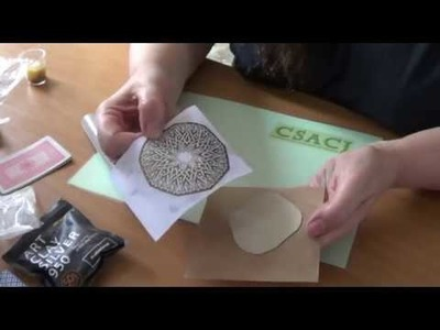 The Tear Away Technique with Julia Rai
