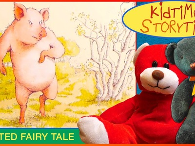 The Three Little Wolves and the Big Bad Pig READ ALOUD!
