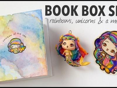 Unicorns, Rainbows, Mermaid   Charm Update : August 2017