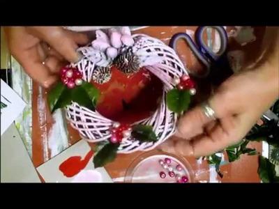 Altered Wreath Tutorial - jennings644