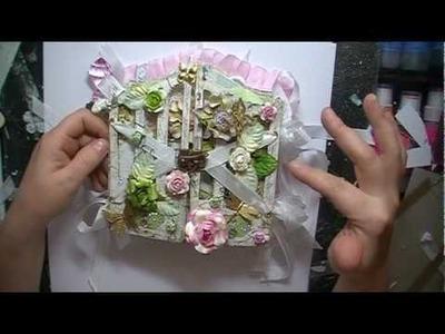 Butterfly Garden Mini Album!!