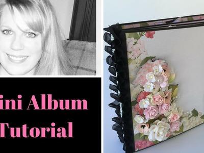 Designer Tutorial - Mini Album - Corene