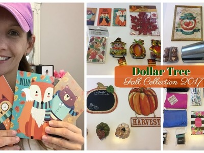 DOLLAR TREE HAUL | Fall Collection 2017