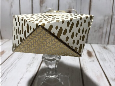 Easy and Fast Faceted Box