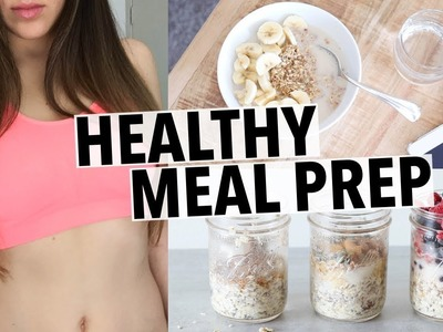 EASY HEALTHY MEAL PREP | Simple, Delicious Meal Ideas & Recipes!