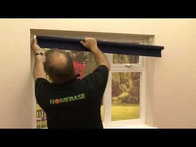 How To Fit a Roller Blind