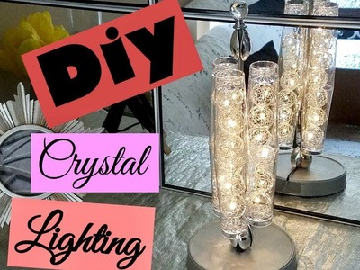 How to make a lighting super cheap!