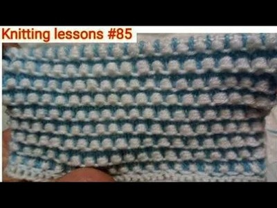 How to make | Baby Buds Knitting design | Buds Knitting pattern | Sweater Design by Knitting lessons