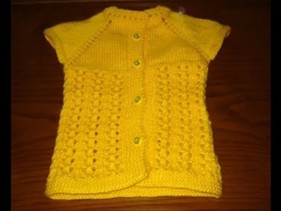 New sweater design for kids or baby in hindi - woolen sweater designs | woolen sweater making