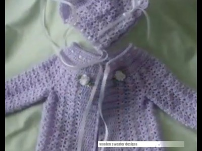 New sweater designs for kids in hindi - baby sweater designs | woolen sweater making