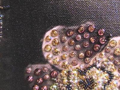 Print embroidery Binkaminka 2015